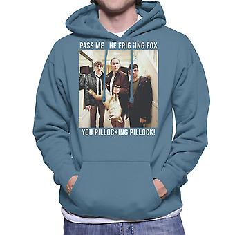 Friday Night Dinner Pass Me The Frigging Fox Men's Hooded Sweatshirt