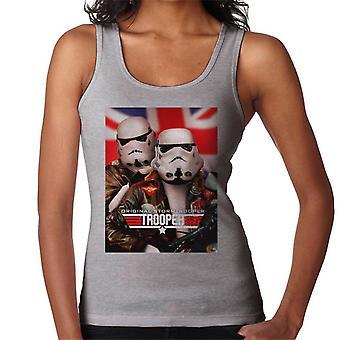 Original Stormtrooper Top Trooper Parody Women's Vest