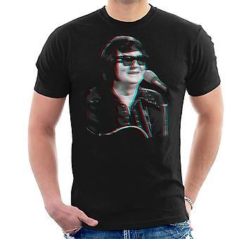 TV kertaa Roy Orbison aurinkolasit Miesten t-paita