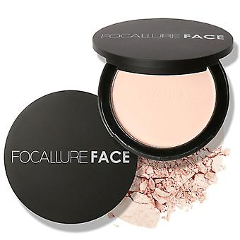 Face Presat pulbere ulei de control - Natural Foundation Pulbere Smooth Finish
