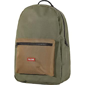 Globe Deluxe Backpack Unisex Backpack in Army