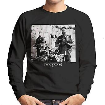 Mayans M.C. Motorcycle Club Ezekiel Reyes EZ Angel Reyes Men's Sweatshirt