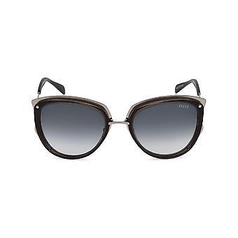 Emilio Pucci - accessoires - zonnebrillen - EP0093_20B - dames - zwart,zilver