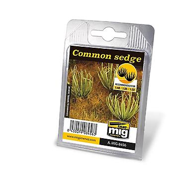 Ammo by Mig Laser Cut Plants - Common Sedge