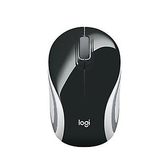 Logitech Wireless mini mouse preto M187