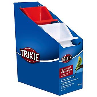 Trixie Alimentatore con gancio (Display Box) 80 Ml/6X6 Cm
