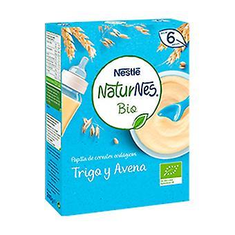 Organic wheat and oat cereal porridge 240 g