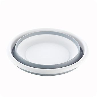 Portable Washbasin - Plastic Basin Household Soaking Wash Clothes