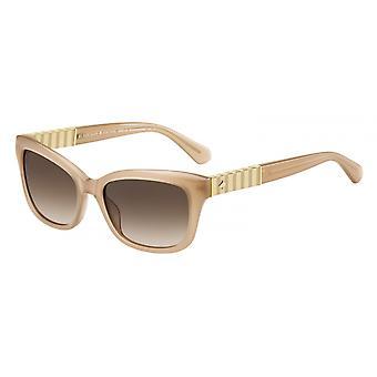 Sonnenbrille Damen beige  Johanna2