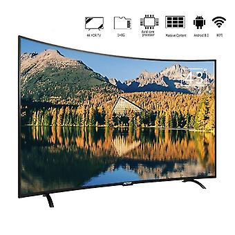 High Quality Ultra HD Android Television 43 Inch Led Tv Smart Screen Tv Curved with Bluetooth