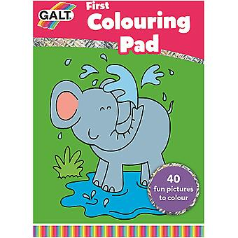 Galt First Coloring Pad
