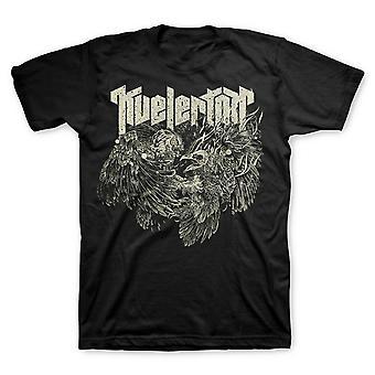 Kvelertak Owl Fight T shirt