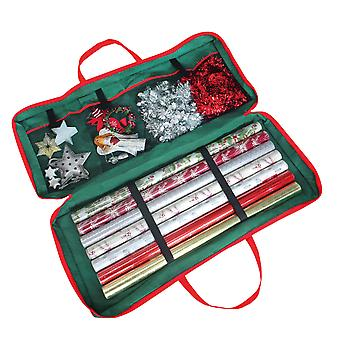 Christmas Corner Gift Wrap Storage Bag 82 x 34 x 13 cm