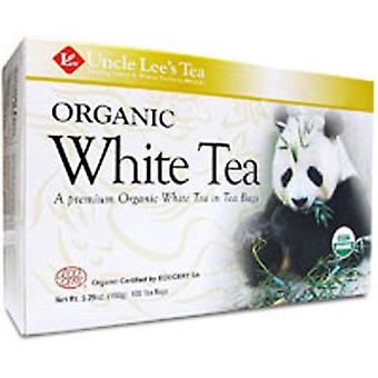 Uncle Lees Teas Legends Of China Organic White Tea, 40 Bags
