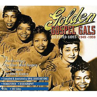 Golden Gospel Gals - Golden Gospel Gals [CD] USA import