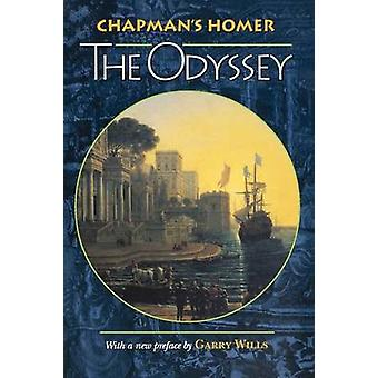 Chapman's Homer - Homerin Odysseia - 9780691048918 Kirja