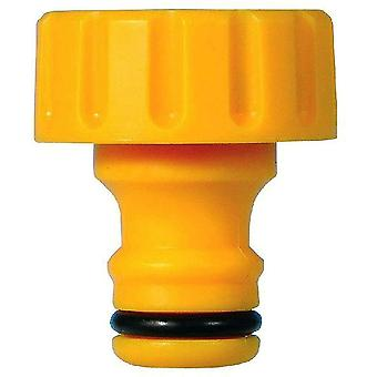 "Hozelock Threaded Outdoor Tap & Hose End Connector 26.5mm 3/4"" (NO.2167)"