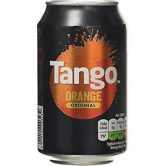 Tango Orange Can 330ml  (pack Of 24)