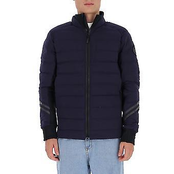 Canada Goose 2735mb67 Men's Blue Nylon Down Jacket