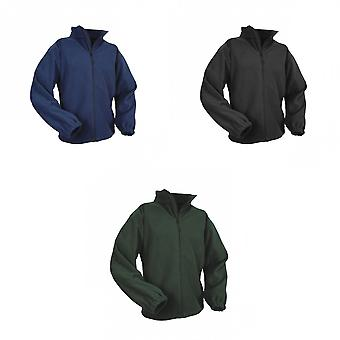 Result Mens Extreme Climate Stopper Water Repellent Fleece Breathable Jacket