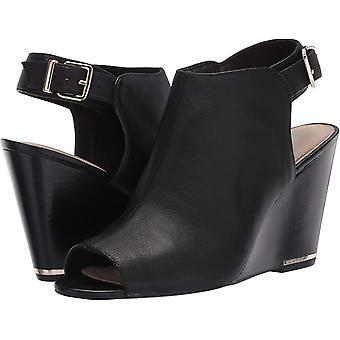 Kenneth Cole New York Women's Shoes Merrick 85 Shootie Leather Peep Toe Casua...