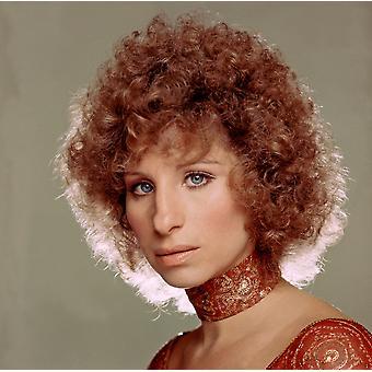 Impressão de foto de Barbra Streisand 1976 nasceu uma estrela