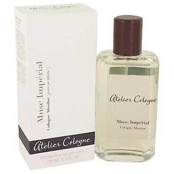 Musc Imperial By Atelier Cologne Pure Perfume Spray (unisex) 3.3 Oz (women) V728-534483