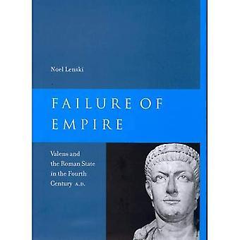 Fracasso do Império: Valens e o Estado Romano no século IV d.C.