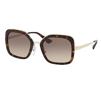 Prada 0pr57us 2au3d0 54 Catwalk Havana Brown Ladies Sunglasses