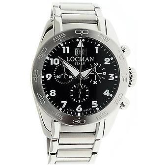 Locman watch 0460a0100bkwhb0