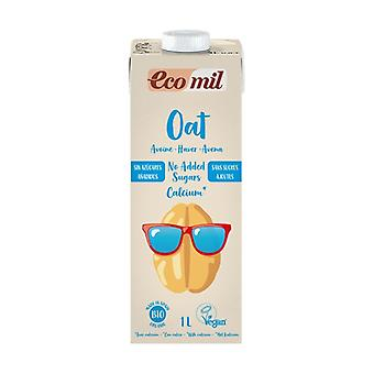 Oat Drink with Calcium and No Added Sugars Bio 1 L