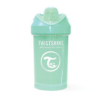 Twistshake Crawler Cup 300ml Pastel Green
