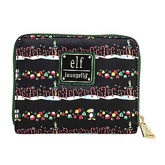 Elf Purse Candy Cane Forest nouveau Loungefly officiel