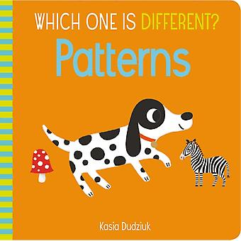 Which One Is Different Patterns by Dudziuk & Kasia