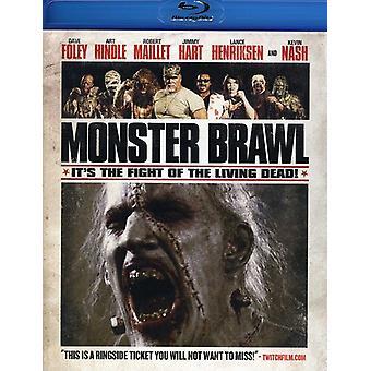 Monster Brawl [BLU-RAY] USA import