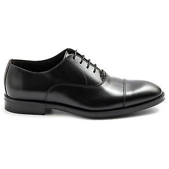 Oxford Marco Ferretti Sko i sort læder