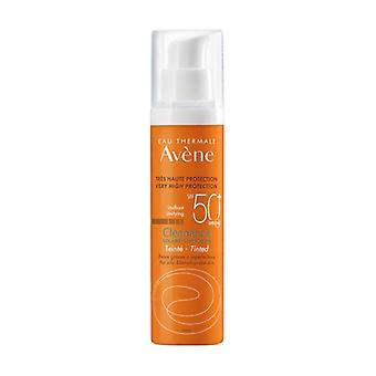Cleanance Mattifying Sunscreen with Color SPF 50+ 50 ml of cream