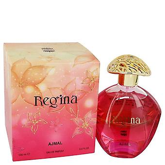 Ajmal Regina Eau De Parfum Spray By Ajmal 3.4 oz Eau De Parfum Spray