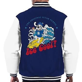 Slush Puppie Ice Cool Men's Varsity Jacket