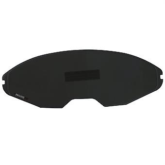 100 % Max Vision Pinlock 70 Nebelbeständige Linse Licht Rauch - Airoh Commander