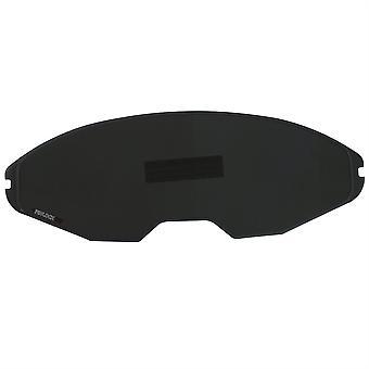 100% Max Vision Pinlock 70 Fog Resistant Lens Light Smoke - Airoh Commander