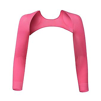 Women Arm Shaper Slimming Weight Loss Back Shoulder Corrector Lift Control