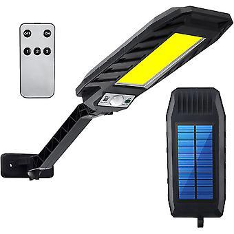 180 LEDs Außenleuchte mit Bewegungs- und Dämmerungssensor