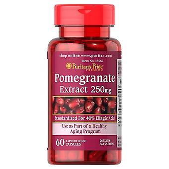 Free Shipping Pomegranate Extract 250 Mg