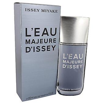 L'eau Majeure D'issey Eau De Toilette Spray av Issey Miyake 5 oz Eau De Toilette Spray