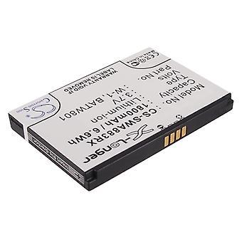 Akku Netgear BATW801 W-1 AirCard 753S 754S 801S 802S 80XS W801 W802S Zing