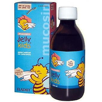 Eladiet Jelly Kids Mucosin Jarabe 250 ml