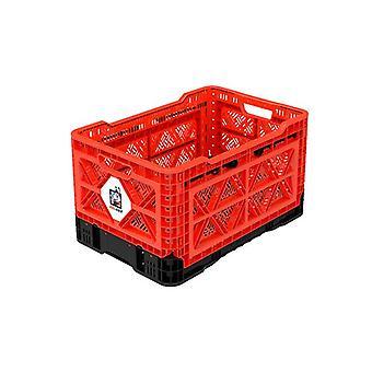 48L älykäs taitettava pinottava laatikko