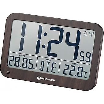 weather station MyTime MC 37 cm brown