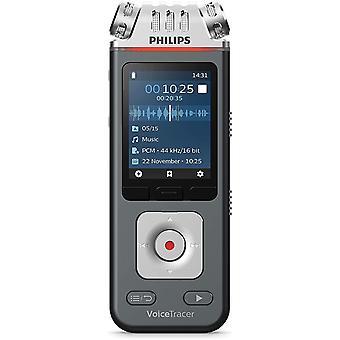 HanFei Voicetracer Audiorecorder DVT6110 fr Musik, Vortrge und Interviews